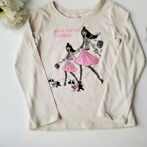 CHILDREN'S PLACE Long Sleeve Tee Size 5T